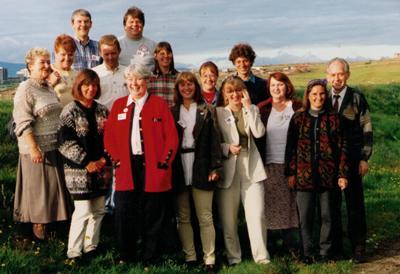 ISIC Iceland / reykjavik 1997